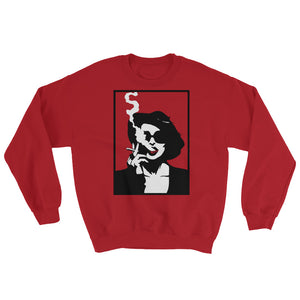 Marla Singer Sweatshirt (Red) - Masters of Cinema Clothing