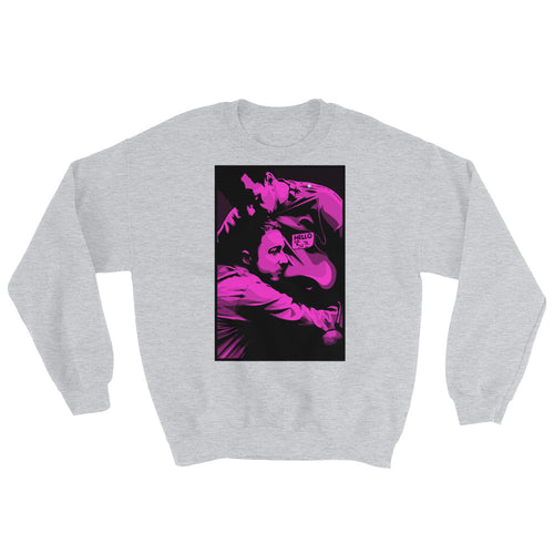 Bob Sweatshirt | Grey - Masters of Cinema Clothing