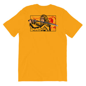 Bride T-Shirt | Yellow - Masters of Cinema Clothing