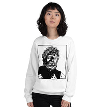 Load image into Gallery viewer, The Lighthouse Wake | Sweatshirt | White - Masters of Movies
