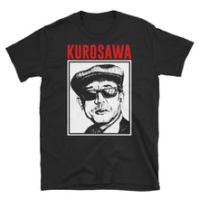Load image into Gallery viewer, Kurosawa T-Shirt (Black) - Masters of Cinema Clothing