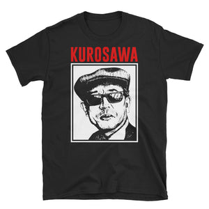 Kurosawa T-Shirt (Black) - Masters of Cinema Clothing
