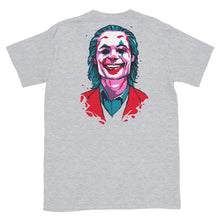 Load image into Gallery viewer, Joker Emblem T-Shirt (Grey) - Masters of Cinema Clothing