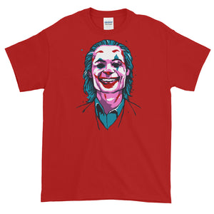 Joker T-Shirt (Limited Edition Red) - Masters of Cinema Clothing