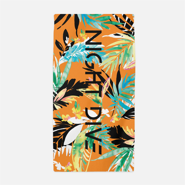 The BEACH TOWEL