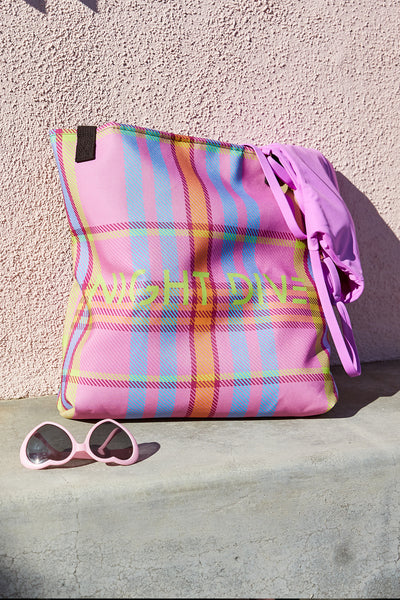 the BEACH BAG
