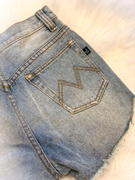 Patchwork Cutoffs