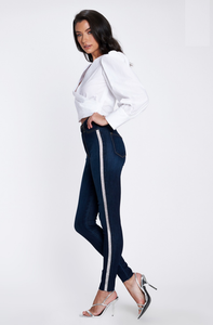Sparky Side Stripe Jeans