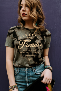 Trendsetter Bomba Washed Graphic Tee