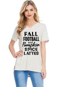 Fall Football & Pumpkin
