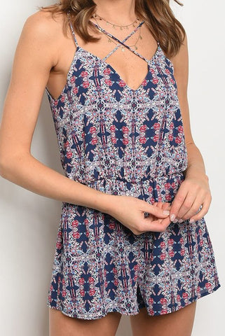 Love Easy Living Romper