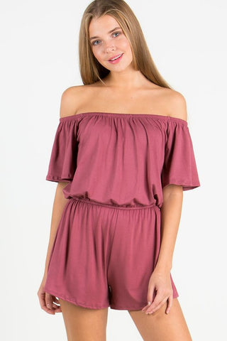 Staycation Romper