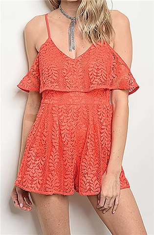 We Found Love Romper