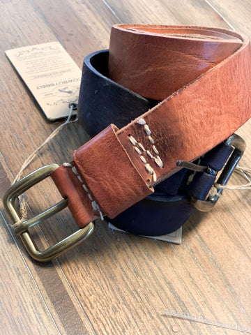Thick Basic Genuine Leather Belt