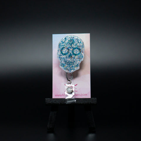 Sugar Skull Badge Reel