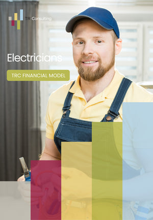 Financial Model - Electrician