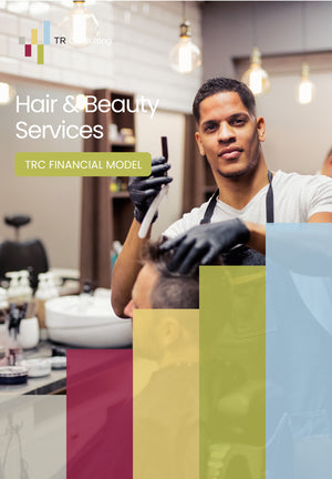 Financial Model - Hair & Beauty