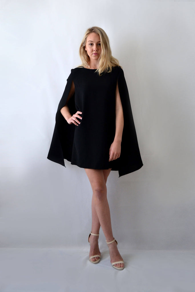 NJ Cape Dress