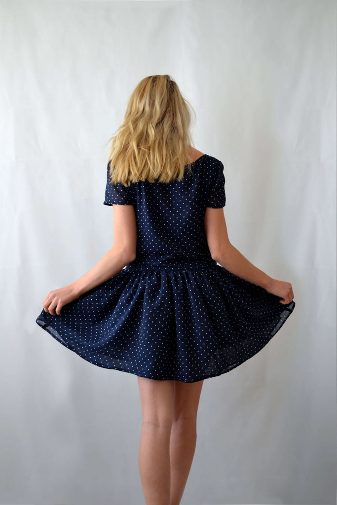 Polka Dot Darling Dress