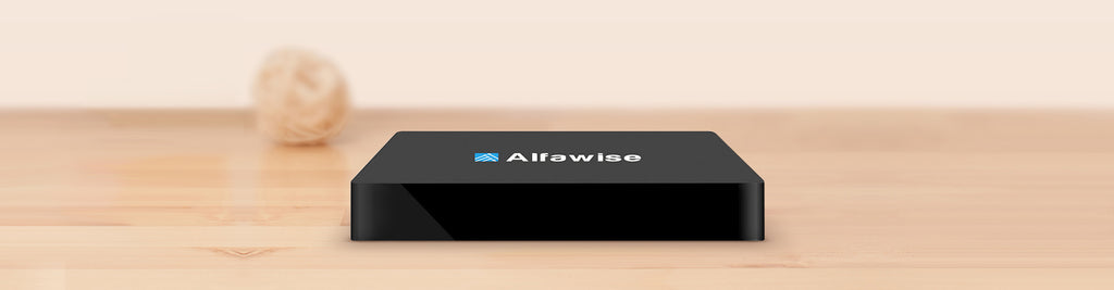 beauty & the beast | welcome to the Alfawise S92 4K tv box