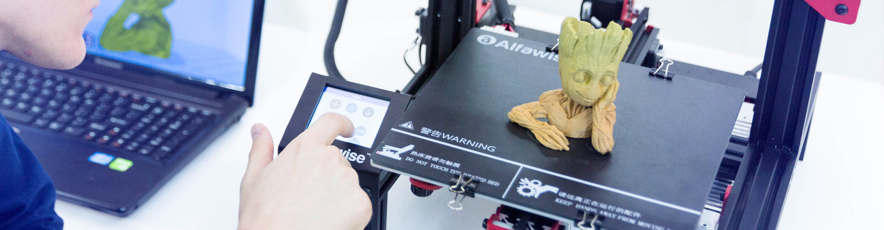 Alfawise U30 Review: The Best 3D Printer For Every Budget