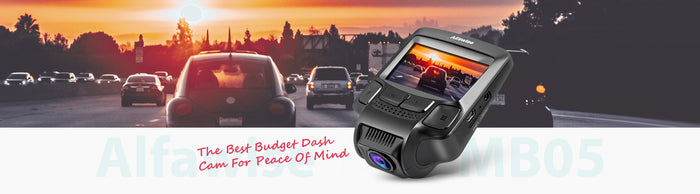 Alfawise MB05 F1.4 Car DVR Dash Camera