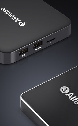 Alfawise TV-box
