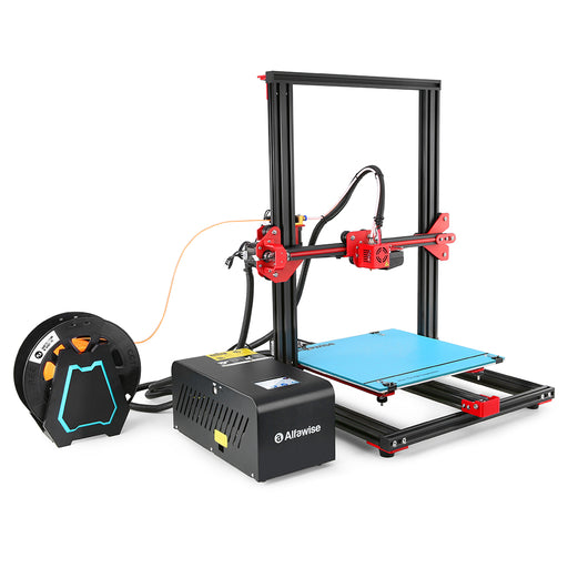 Alfawise U20 Large Scale 2.8 inch Touch Screen DIY 3D Printer - Alfawise