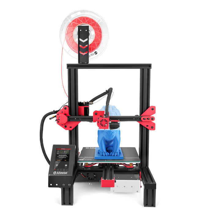 Alfawise U30 Pro 4.3 Inch Touch Screen High Precision DIY 3D Printer