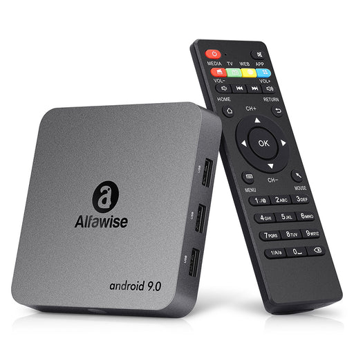 Alfawise A8 NEO Android 9.0 TV Box