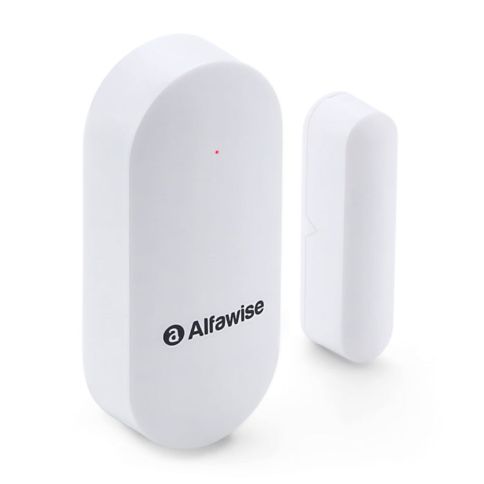 Alfawise 433MHz Wireless Magnetic Door Window Sensor