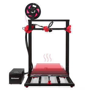 Alfawise U20 Plus 2.8 inch Touch Screen DIY Large Scale 3D Printer