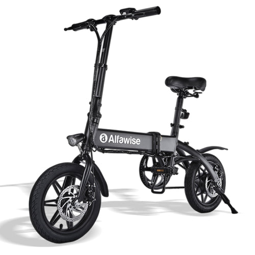 Alfawise X1 Folding Electric Bike Moped Bicycle E-bike