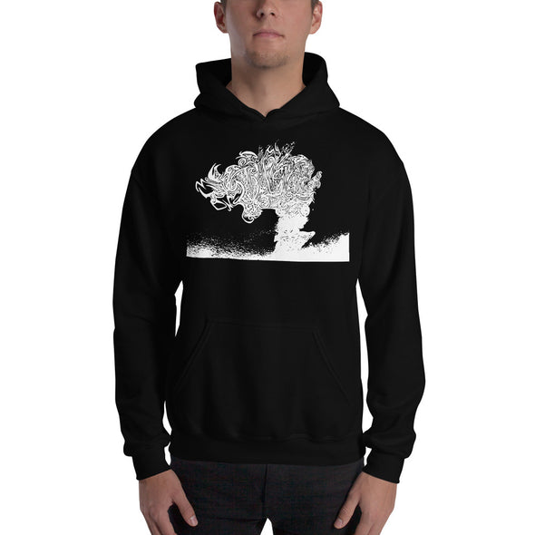 Tribal Tornado Hooded Sweatshirt
