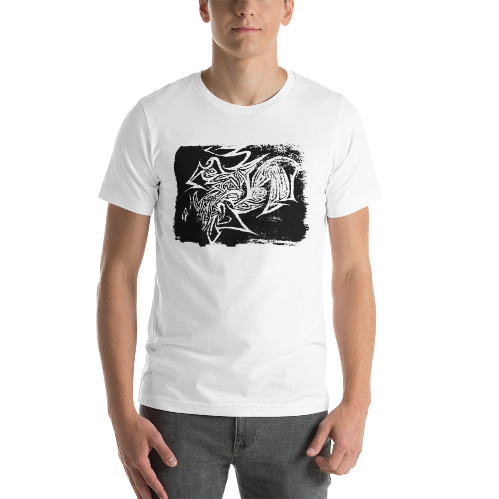 Erased T-Shirt