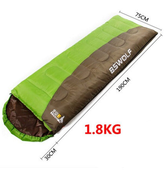 Camping Sleeping Bag 15~5degree Envelope Style Saco De Dormir Camouflage Multifuntional Outdoor SleepingBag Travel LazyBag