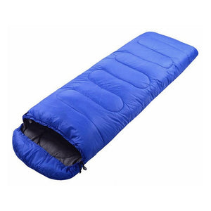 Portable Lightweight Envelope Sleeping Bag with Compression Sack for Camping Hiking Backpacking YS-BUY