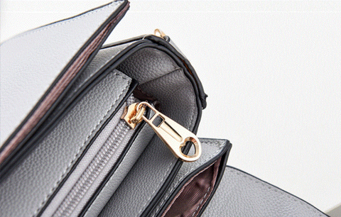 Matt's Expo Hasp and Small Flap Daily Handbag