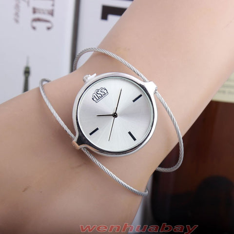 Women's Watch | Luxury Bangle Bracelet Wristwatch