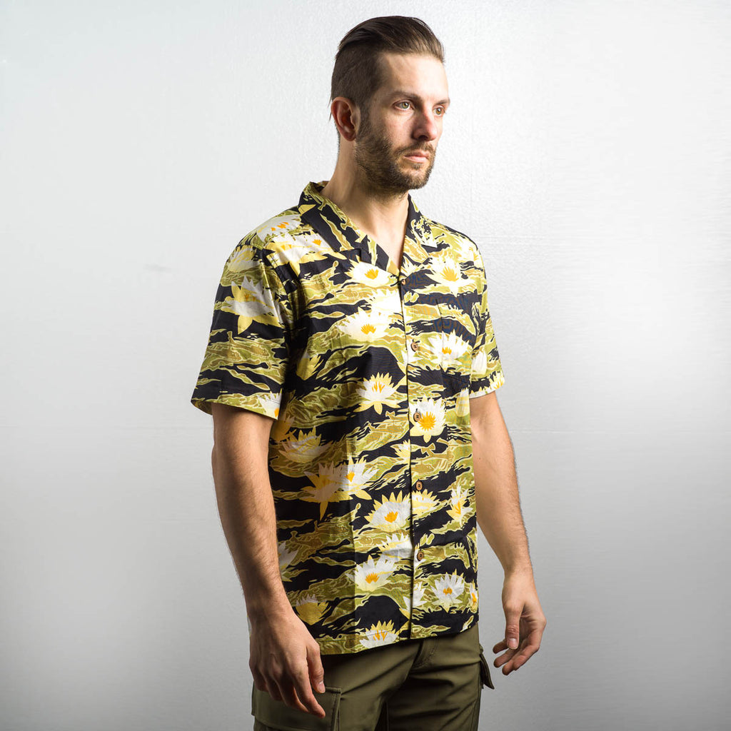 Aloha Now Tiger Stripe Shirt