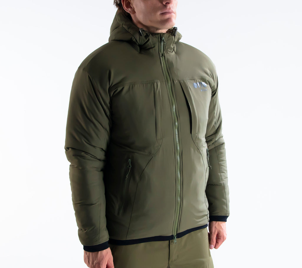 HT Insulated Hooded Jacket