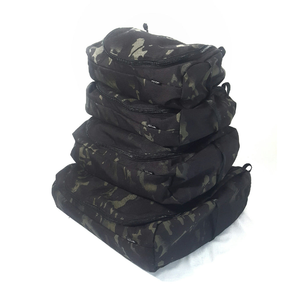 MultiCam Packing Cubes