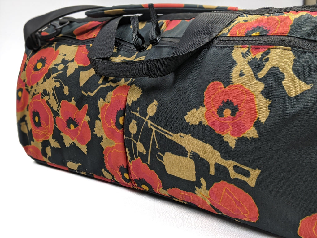 Limited Edition Poppies of War Range Bag