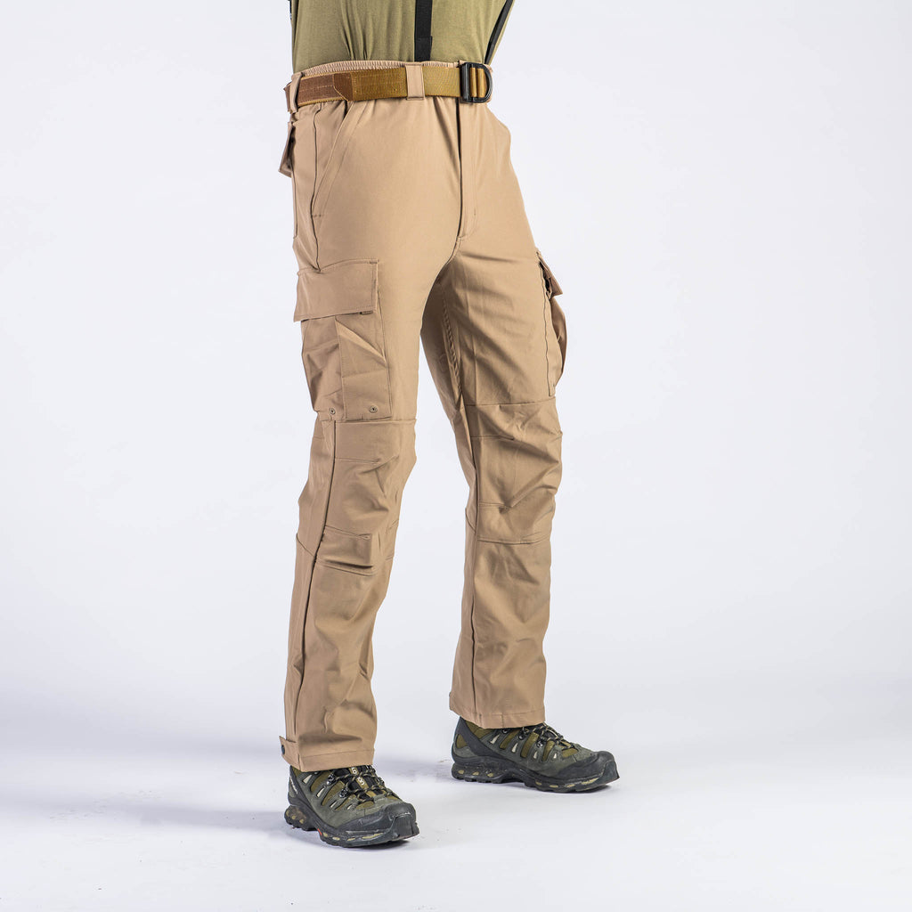 Alpine Pant in Tan