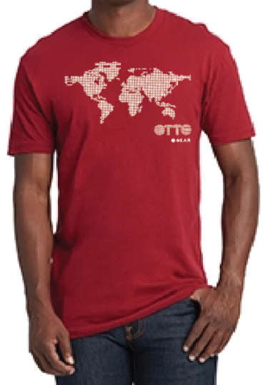 OG Worldwide Logo Short-Sleeve T-Shirt
