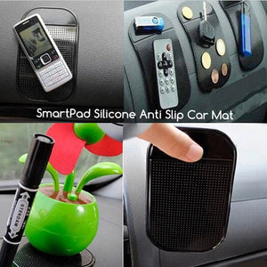 Silicone SmartPad Dashboard Anti-Slip Vehicle Mat.