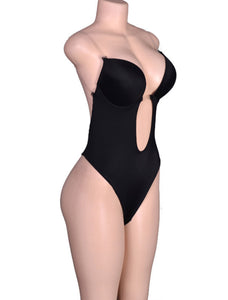Bodysuit For Plunging Outfits
