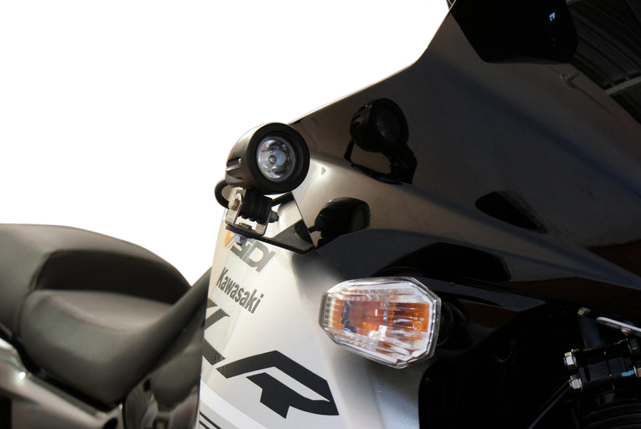 Side Mounted Auxiliary Light Brackets