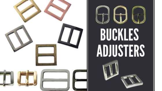 Buckles and Strap Adjusters