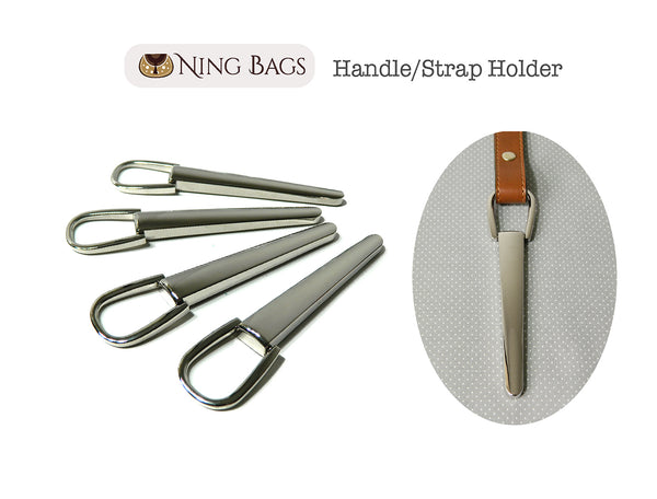 3/4 Inch long strap connector HC001